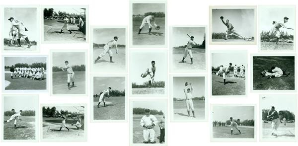 Baseball Photographs - December 2005