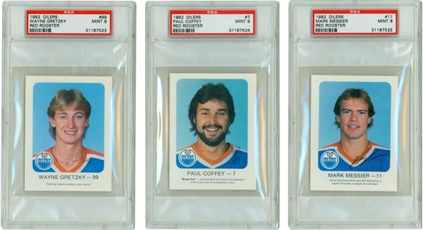 Hockey Cards - December 2005