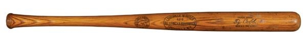 Circa 1917 Ty Cobb Game Bat