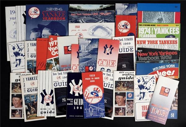 NY Yankees, Giants & Mets - Spring 2006 Catalog