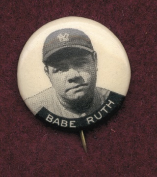 Babe Ruth - April 2001
