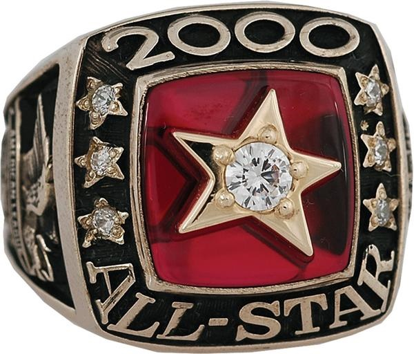 2000 American League All Star Game Ring