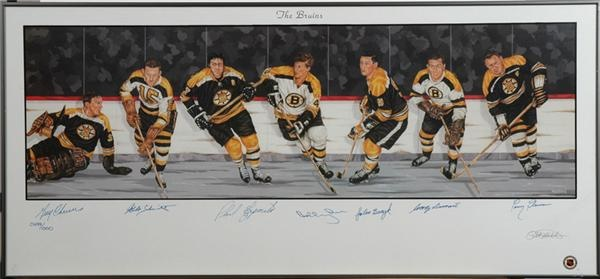 Hockey Autographs - auction