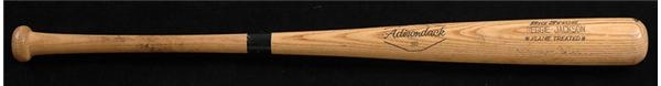 Reggie Jackson Game Used New York Yankees Bat (34.5