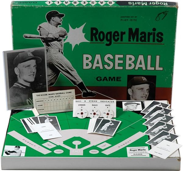 Roger Maris Baseball Game
