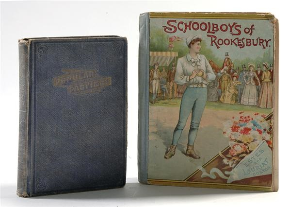 Two 19th Century Baseball Books