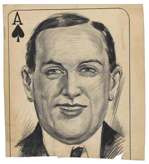 Arnold Rothstein Original Art (1928)