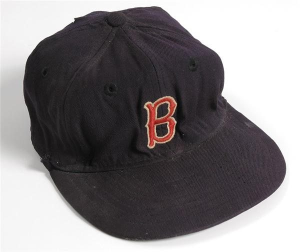 1961 Carl Yazstremski Game Used Hat