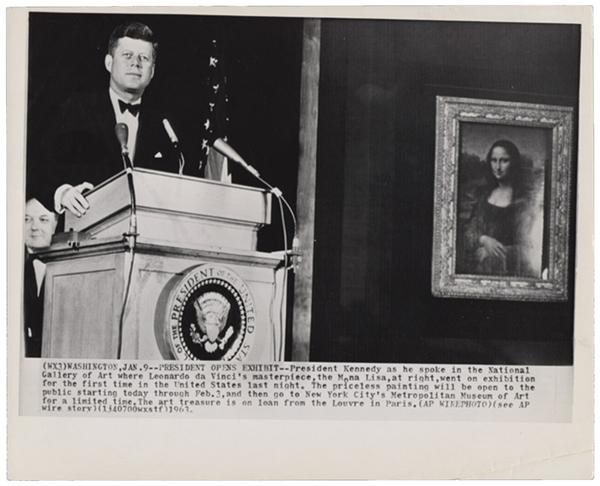 Large Collection of JFK Photographs (60)