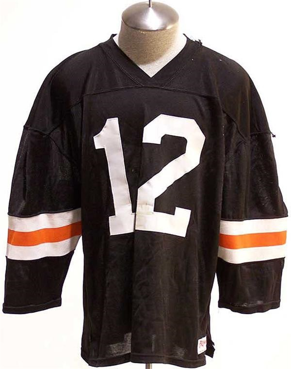c. 1970s Greg Cook Cincinnati Bengals Game Worn Football Jersey