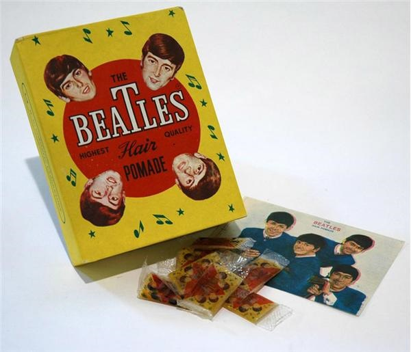 Beatles Pomade in Original Box