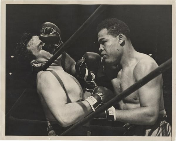 Joe Louis In The Ring (1946)