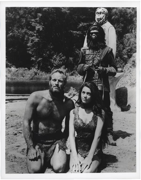 Planet of the Apes File from Famous Monsters (238 photos)