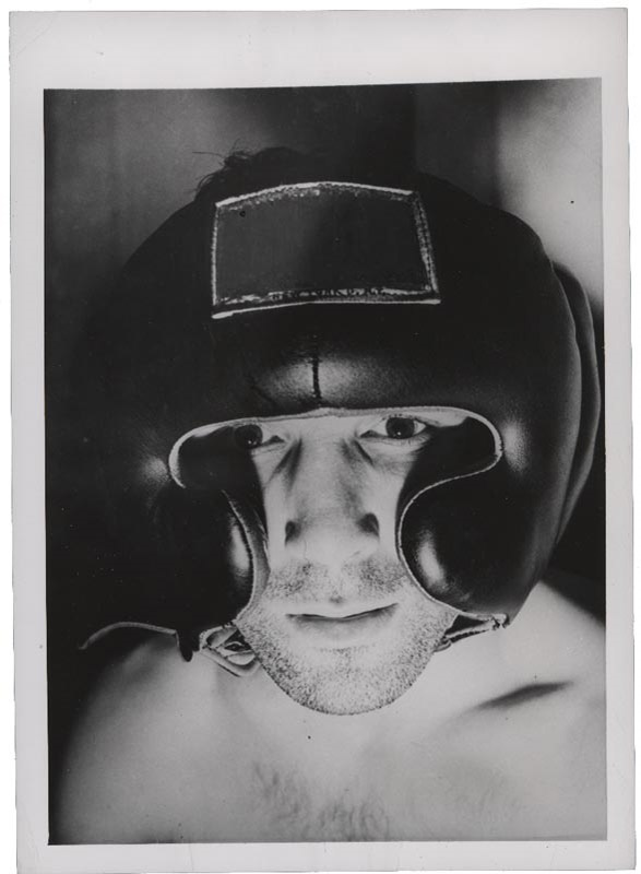 Willie Pep Boxing Photo Lot (30)