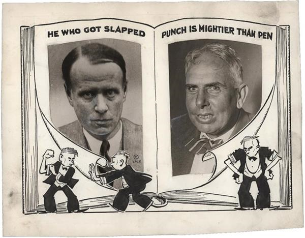 Sinclair Lewis He Who Got Slapped (1931)