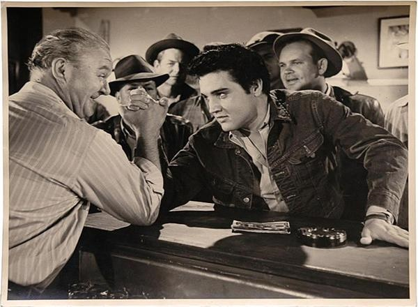 1958 Elvis Jailhouse Rock Movie Still (11 x 14'').