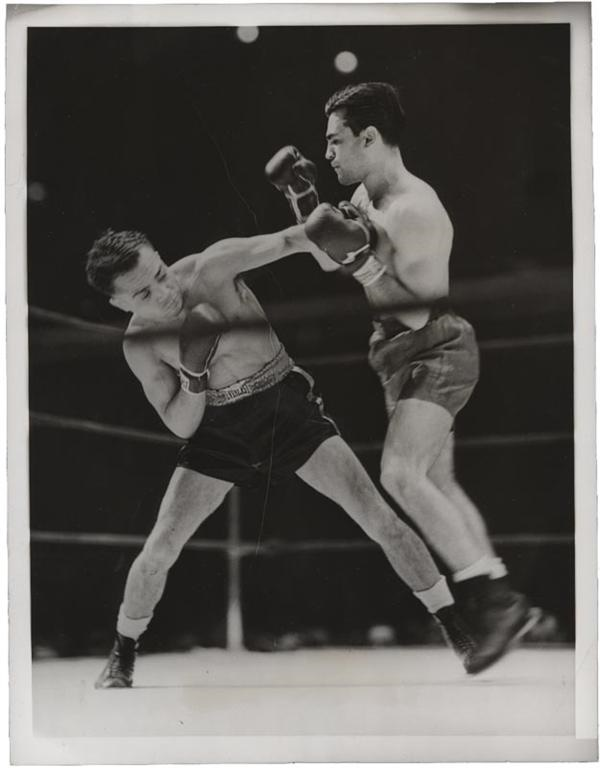 Pete Scalzo Boxing Photographs (6)