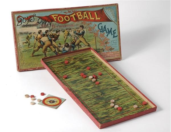 19th Century McLoughlin Football Game