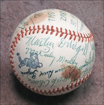 Cuban Sports Memorabilia - auction