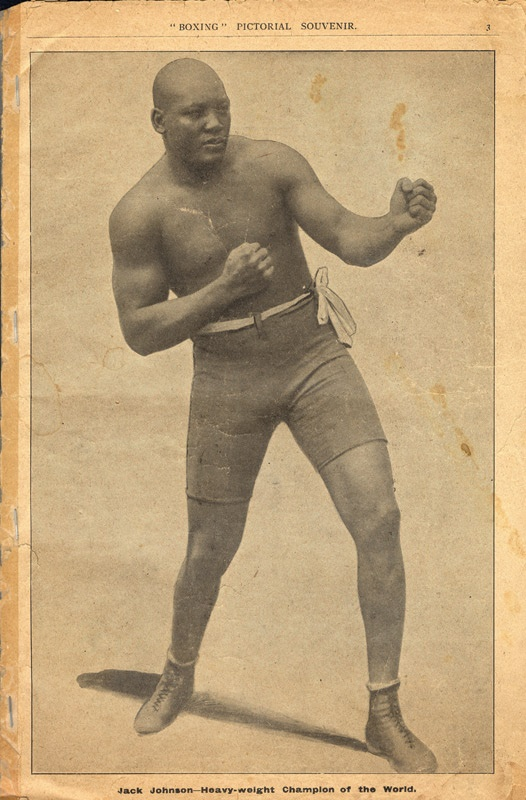 Large Boxing Program Collection (66)