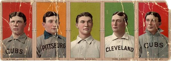 Honus Wagner - auction