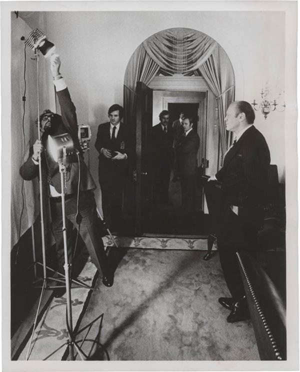1975 President Gerald Ford Photo