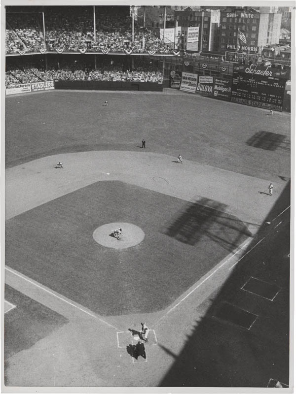 1956 Yankees vs Dodgers World Series Photographs (2)