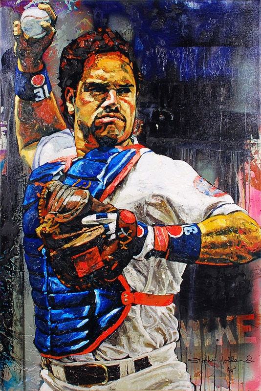 Sports Fine Art - auction