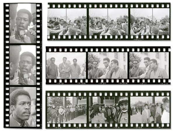 1960's Black Panthers Original Negatives (155)