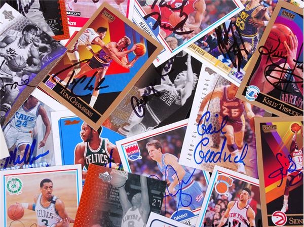 Memorabilia-Basketball - November 2007 Catalog
