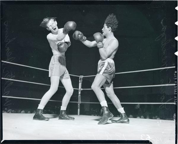 1920's-1943 Boxing Negatives (100)