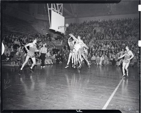 1943 SF Area College Basketball Negatives (130+)