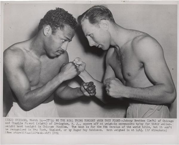 Photograph Collection of Boxer Charley Fusari (23)