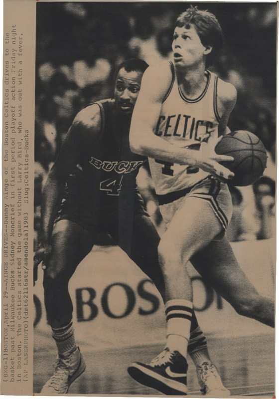 Photo Collection of Danny Ainge (39)