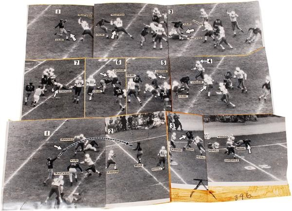 1950 Rose Bowl Wire Photos(14)