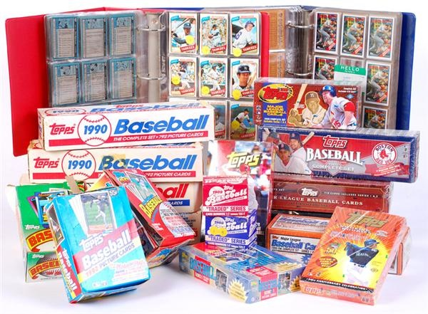 Collection of Modern Sports Sets and Unopened Boxes (65+)