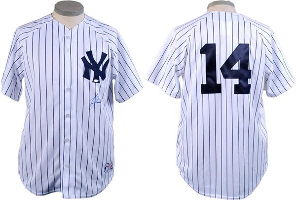 Lou Piniella Signed New York Yankees Jersey
