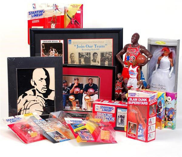 Memorabilia-Basketball - auction
