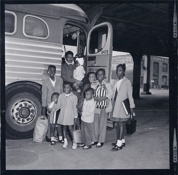 1962 Freedom Riders Racial Segregation Original Negatives (5)