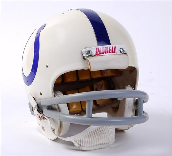 c. 1970-80s Baltimore Colts Football Helmet