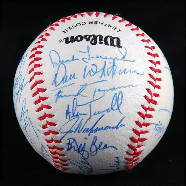 Autographs Baseball - February 2008 Internet