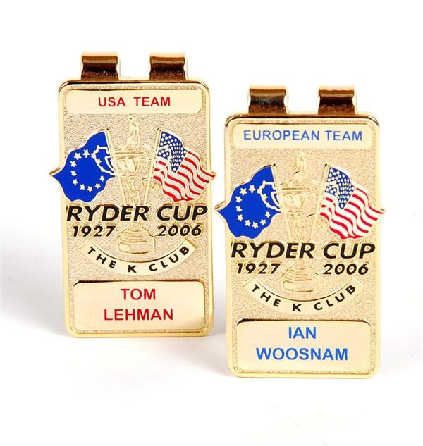 2006 Ryder Cup Captains Money Clips (2)