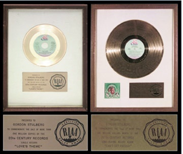 Barry White Gold Record Awards (2)