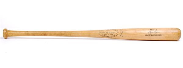1967-68 Roger Maris Game Used Bat