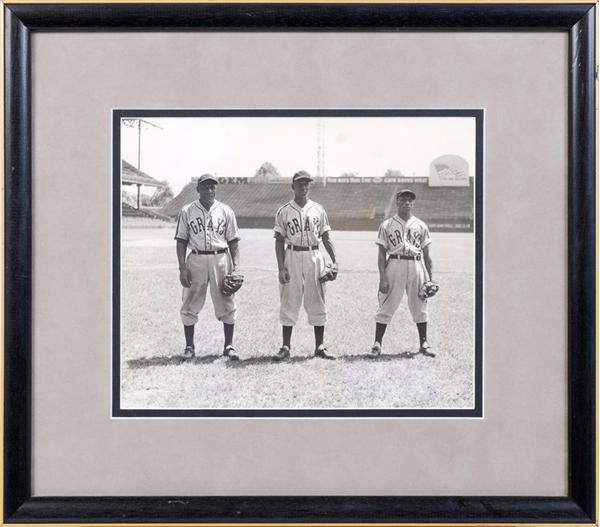 Negro Leagues - auction