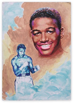 Boxing Art - August 2001