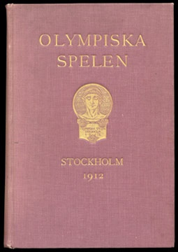 1912 Stockholm Summer Olympics Report