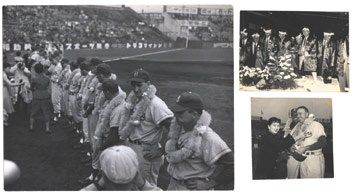 1956 Brooklyn Dodgers Tour of Japan Photograph Collection