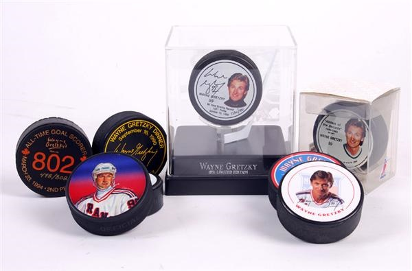 Hockey Memorabilia - June 2008 Internet Auction