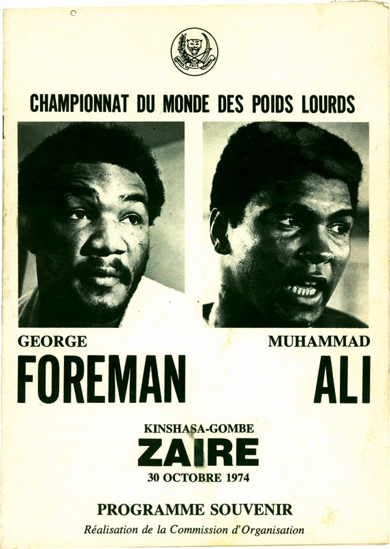 Muhammad Ali & Boxing - November 2008 Catalogue